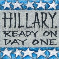 Hillary_Ready_On_Day_One_pin©LisaBethWeber