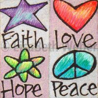 faith_love_hope_peace_pin©LisaBethWeber