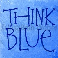think_blue_pin©LisaBethWeber