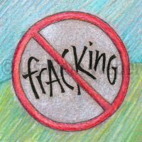 no_fracking_pin©LisaBethWeber