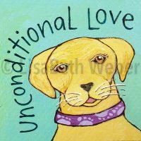 unconditional_love_dog_pin©LisaBethWeber
