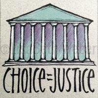 choice=justice©LisaBethWeber